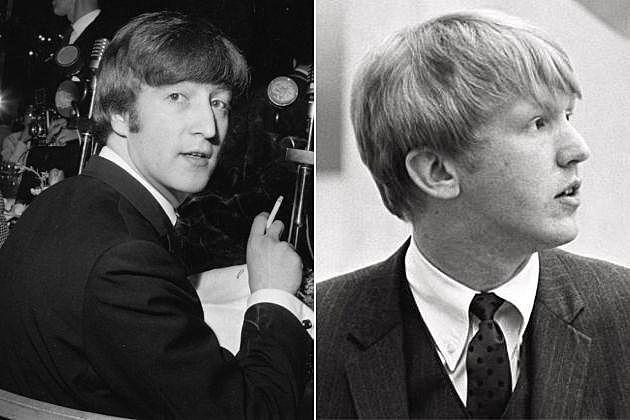 John Lennon Harry Nilsson