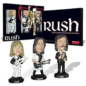 Rush Bobbleheads