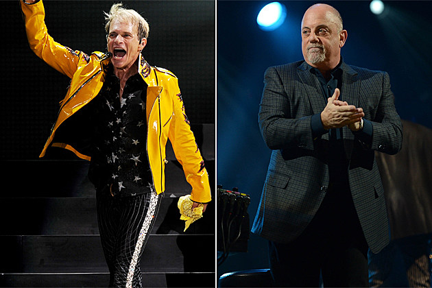 David Lee Roth / Billy Joel