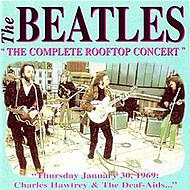 Beatles Complete Rooftop Concert