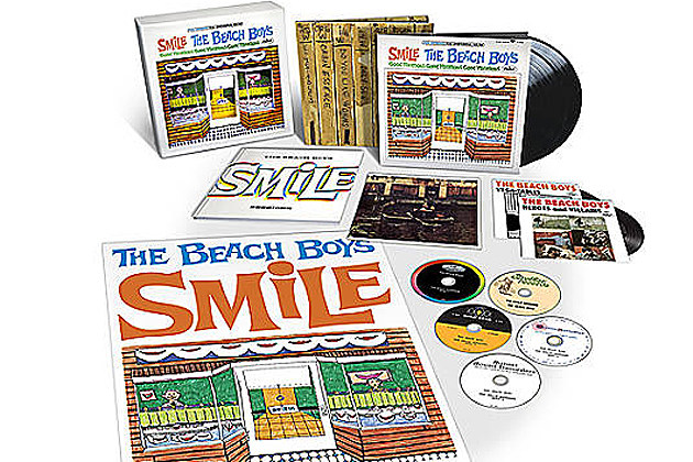 Beach Boys Smile Sessions