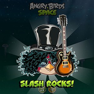 Slash Angry Birds