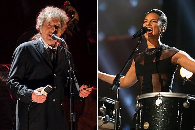 Bob Dylan Alicia Keys