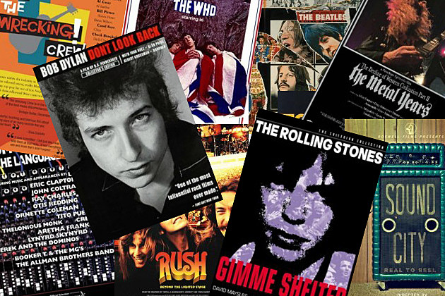 Classic Rock Documentaries