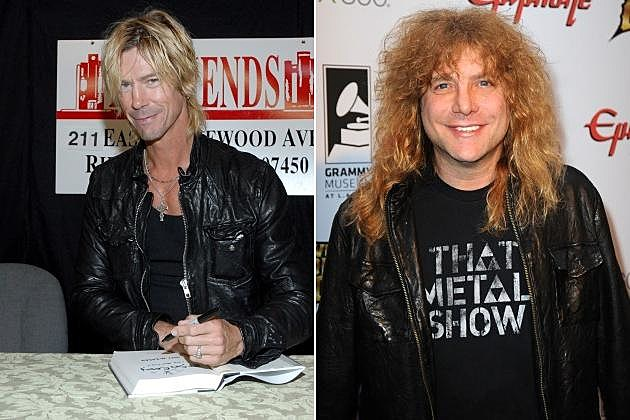 Duff McKagan Steven Adler