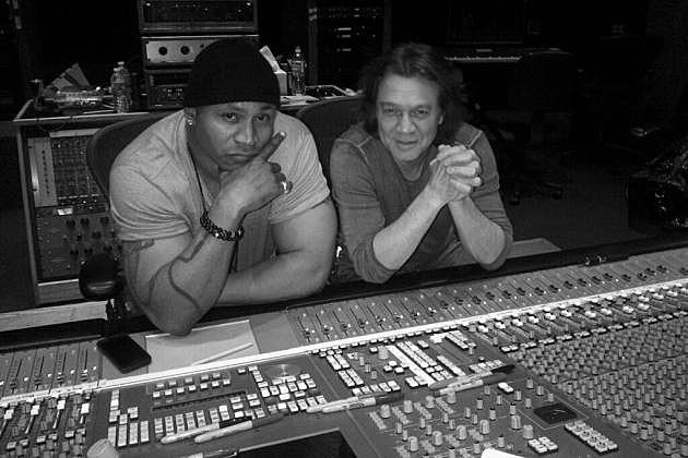 Eddie Van Halen LL Cool J
