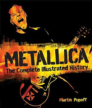 Metallica Illustrated