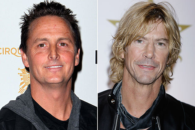 Mike McCready, Duff McKagan