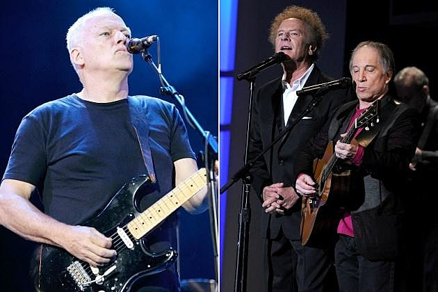 Pink Floyd Simon and Garfunkel