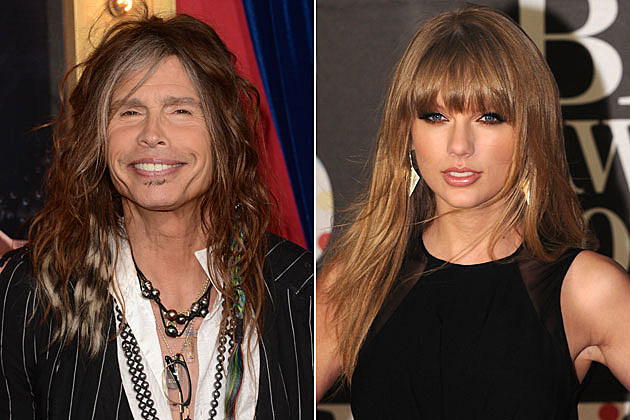 Steven Tyler Taylor Swift
