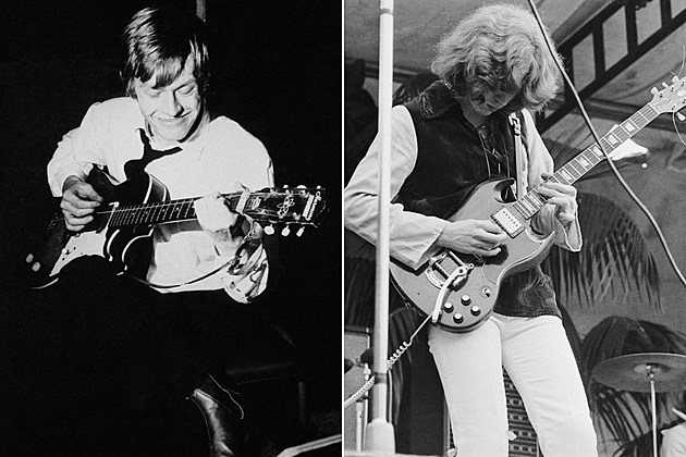Brian Jones Mick Taylor