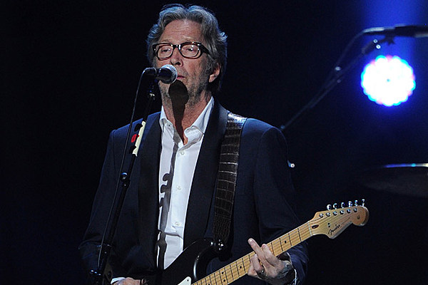 Eric Clapton Old Sock Album Review