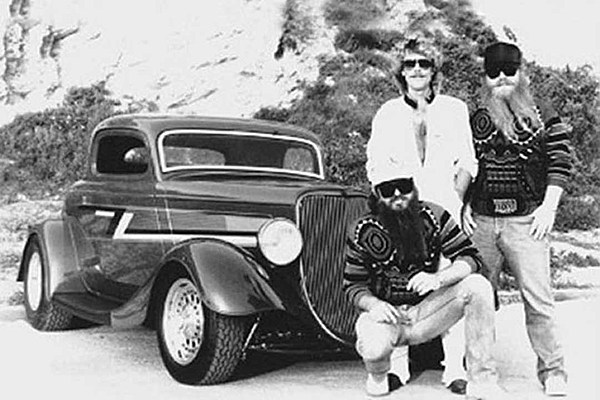 What Classic Car Is On Zz Tops Eliminator Album