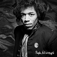 Jimi Hendrix People Hell & Angels