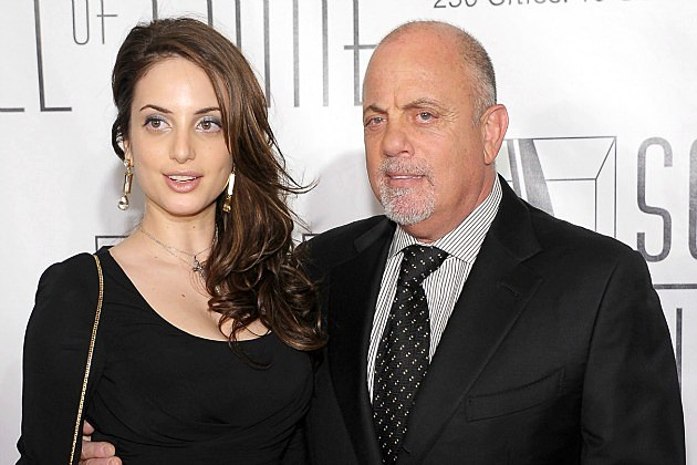 Alexa Ray Joel and Billy Joel
