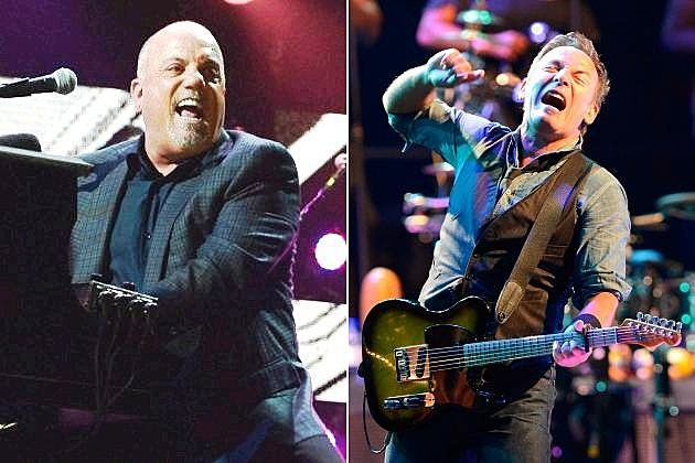 Billy Joel Bruce Springsteen