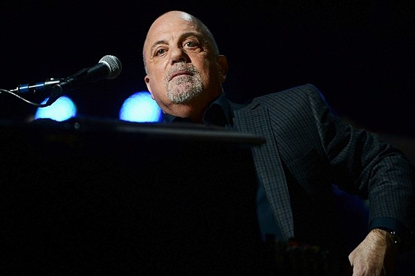 Past Billy Joel New Orleans Tour Dates
