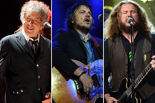 Bob Dylan, Wilco, and My Morning Jacket