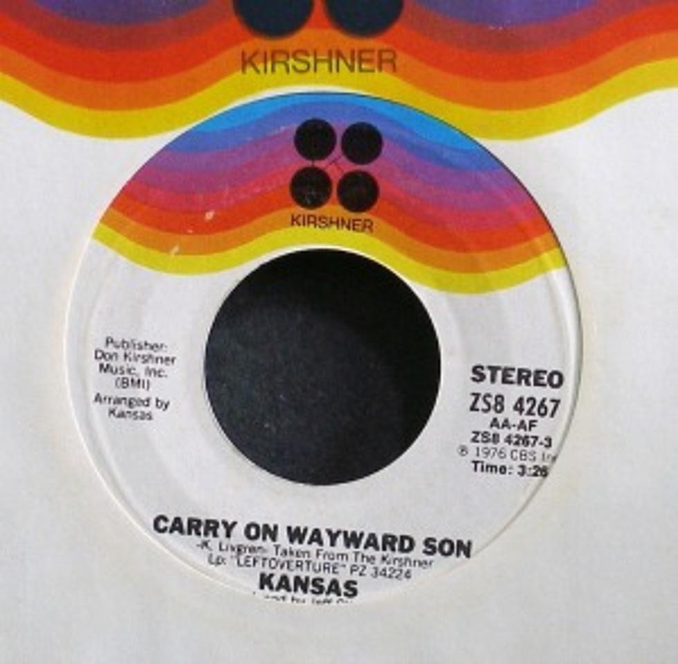 Weekend Songs Kansas Carry On Wayward Son