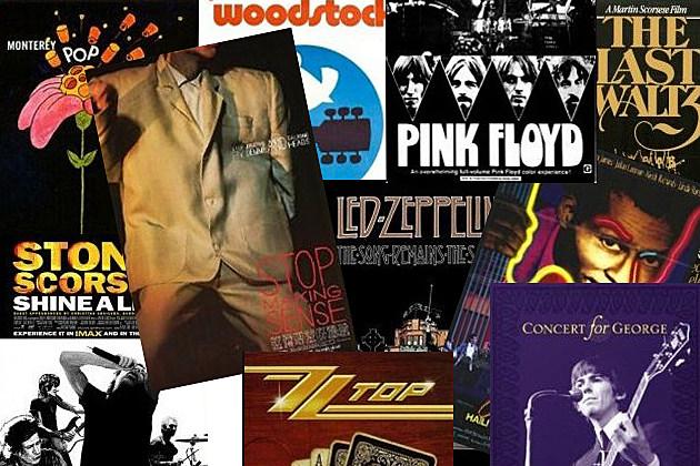 Classic Rock Concert Films