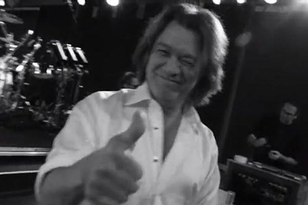 Eddie Van Halen Offers Fans A Positive Update On His Health