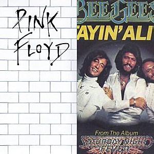 Pink Floyd Bee Gees