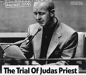 Judas Priest Lawsuit