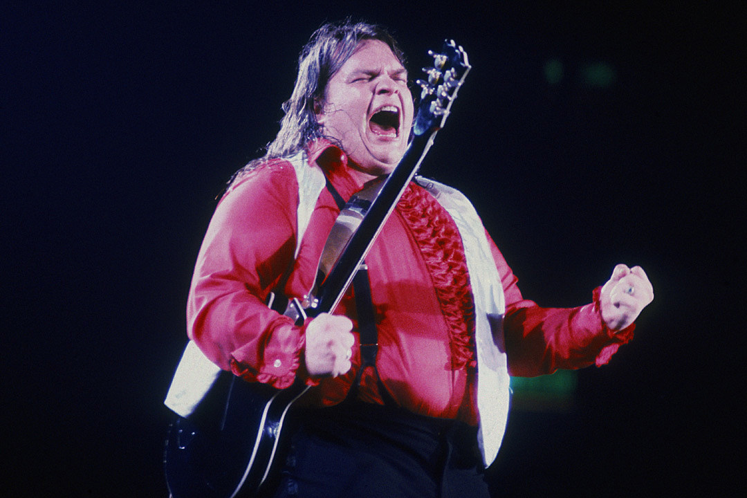 meat loaf paradise by the dashboard light