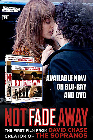 Win A Not Fade Away Blu Ray Autographed Vinyl Prize Pack