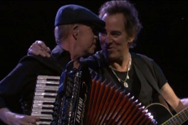 Bruce Springsteen Danny Federici