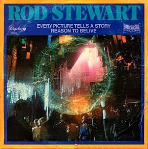 Rod Stewart, 'Every Picture Tells a Story'