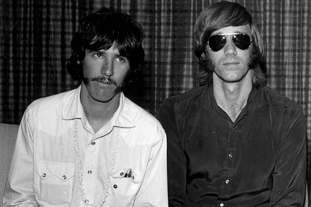 John Densmore and Ray Manzarek