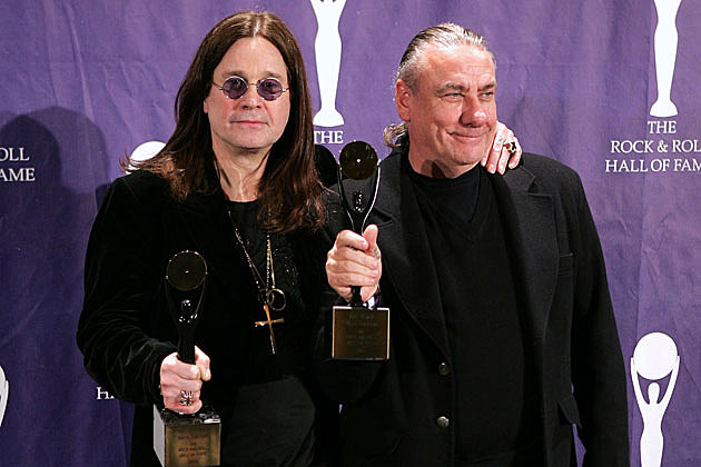 Ozzy Osbourne, Bill Ward