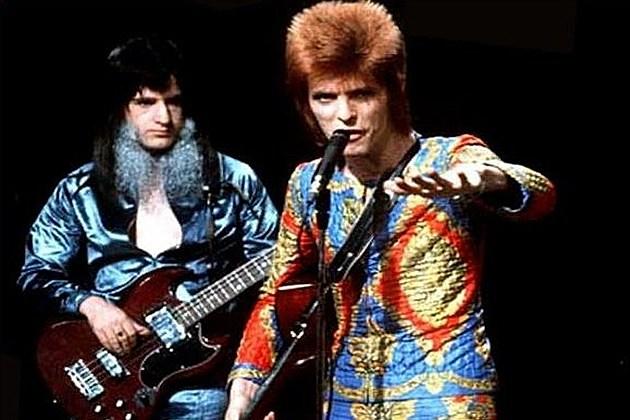 Trevor Bolder David Bowie