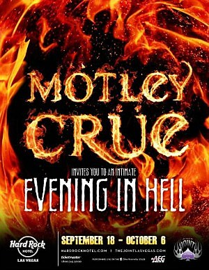 Motley Crue: An Evening in Hell