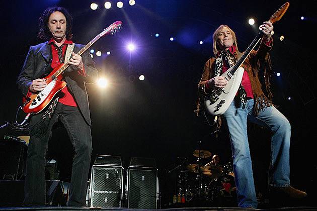 Mike Campbell Tom Petty