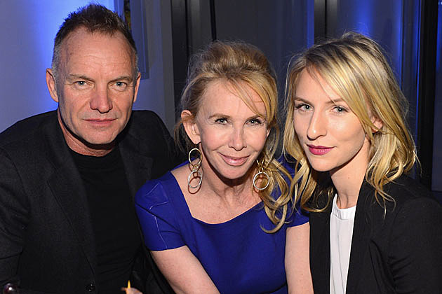 Sting Mickey Sumner