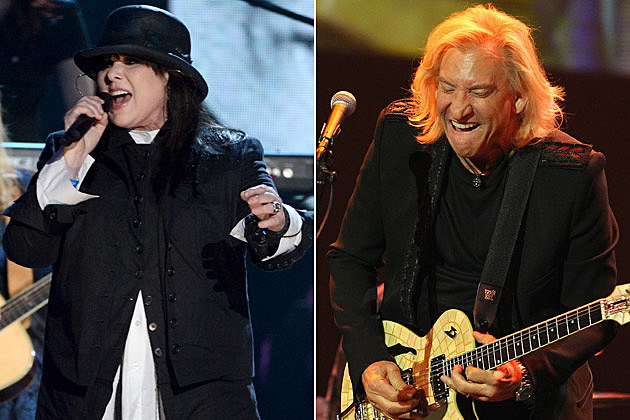 Ann Wilson Joe Walsh