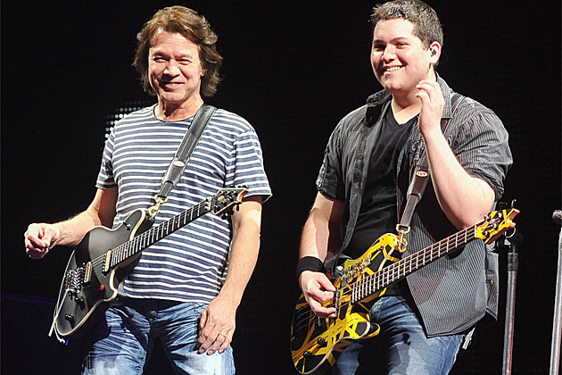 Eddie Van Halen Awesome Rock Dads