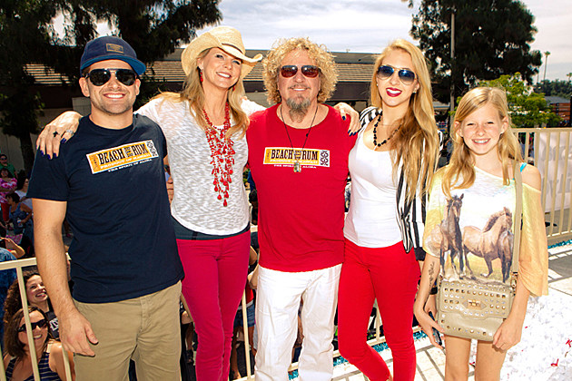 Sammy Hagar Awesome Rock Dads