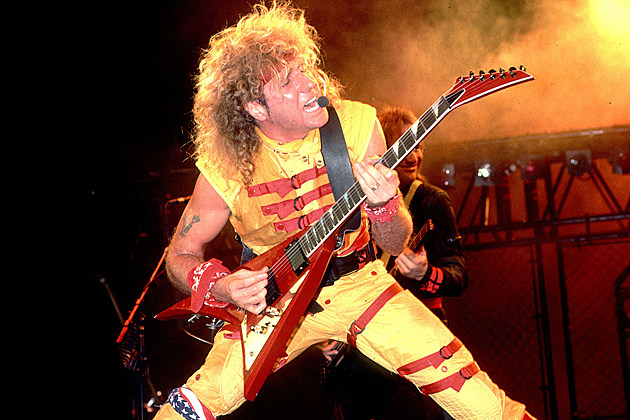 Top 10 Sammy Hagar '...