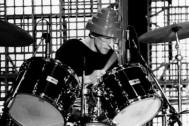 Alan Myers of Devo