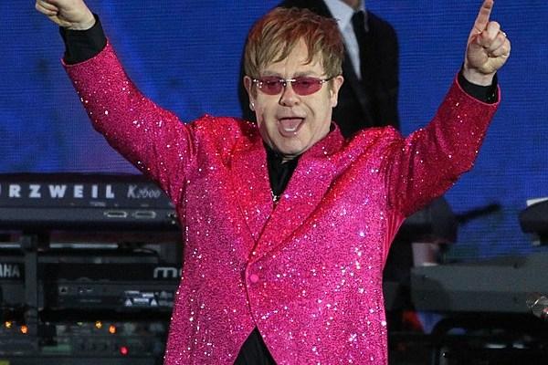 Elton John's Stage W...