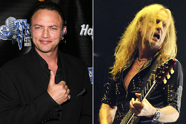 Geoff Tate and KK Downing