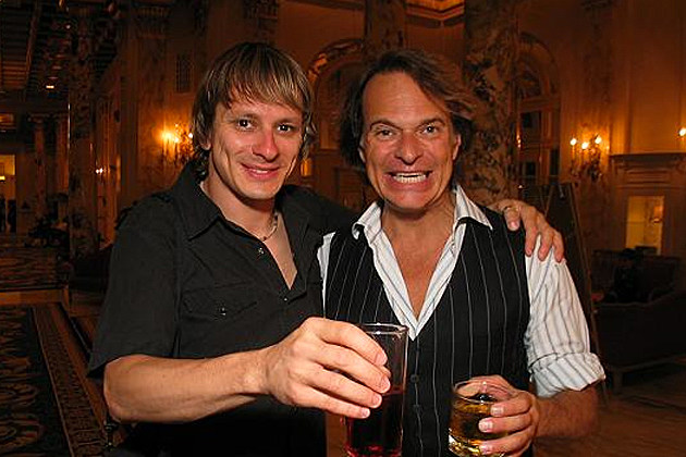 Ray Luzier David Lee Roth