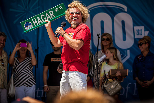 Sammy Hagar Way