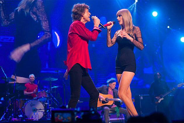 Taylor Swift Rolling Stones