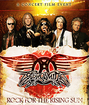 Aerosmith Rock for the Risng Sun
