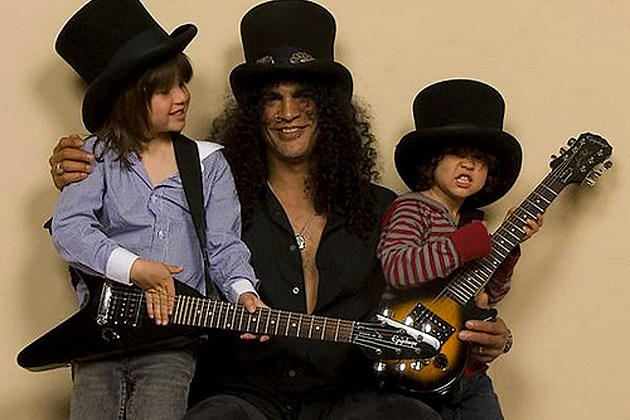 Slash Awesome Rock Dads
