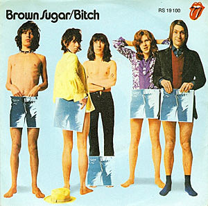 Rolling Stones Brown Sugar